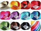 Gurtband Nylon - Breite: 15,20,25mm - Länge: 1,10,50m - verschiedene Farben (15mm - 10 Meter, grün)