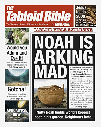 The Tabloid Bible por Nick Page
