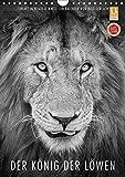 FineArt in Black and White: Der König der Löwen (Wandkalender 2018 DIN A4 hoch): Für diesen wunderschönen Kalender hat Ingo Gerlach besten Löwenbilder ... [Kalender] [Apr 01, 2017] Gerlach, Ingo