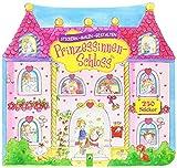 Prinzessinnen-Schloss: Stickern - Malen - Gestalten - Daniela Pohl