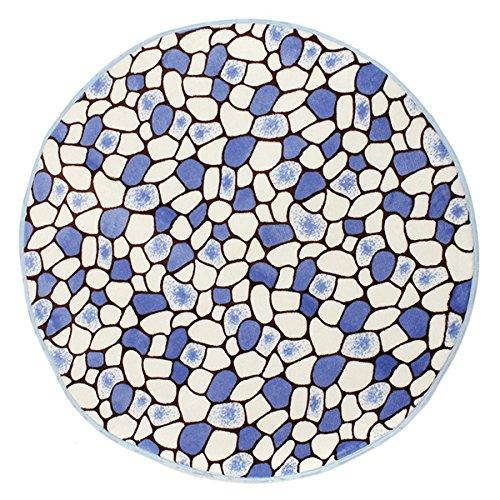 bluelover-alfombra-absorbente-de-bao-de-terciopelo-coral-60x60cm-anti-slip-mat-alfombra-redonda-azul