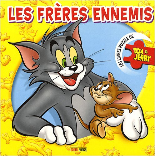 Les frères ennemis : Tom et Jerry