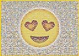 Schmidt Spiele 58220 - Emoticon, 1.000 Teile, Klassische Puzzle Vergleich