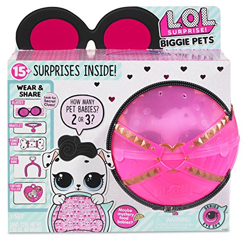 L.O.L. Surprise!! – Biggie Pets – Cucciolo