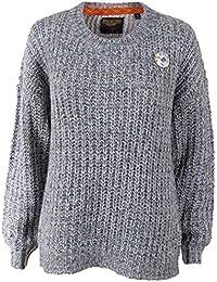 Suchergebnis auf Amazon.de für  khujo strickpullover damen  Bekleidung 303e757595