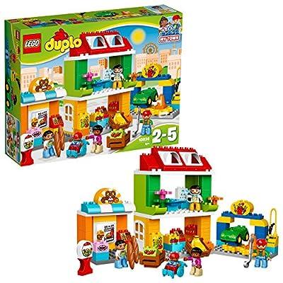 LEGO 10836 Town Square Building Set