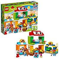 Lego Duplo Town Square Building Toy - 10836