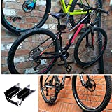 Best Bike Wall Mounts - Bike Wall Mount Rack, Bicycle Pedal Hanger Storage Review