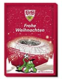 Calendrier de l'Avent VfB Stuttgart Calendrier Chocolat Calendrier de Noël