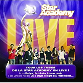 All Night Long (Star Academy Live 2003)