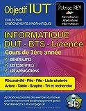IUT informatique DUT, BTS, Licence : avec SharpDevelop 5