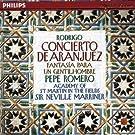 Rodrigo,Pepe: Concierto de Aranjuez [Fantasia Para un Gentilhombre]
