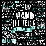 Handlettering für alle!: Schritt für Schritt zur schönen Schrift (German Edition)