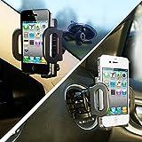 Best AVANTEK Cell Phone Mounts - 3 in 1 Car Phone Holder, Mount Secure Review