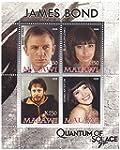 James Bond Quantum of Solace Miniatur...
