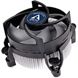 ARCTIC Alpine 12 CO - CPU Cooler for Intel Sockets for Continuous Operation, with 92 mm PWM Fan, up to 100 Watts Cooling Power, PWM Sharing Technlogy - 2.700 RPM