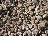 25 kg Lava Steine 100-200 mm - Lavastein Lavasteine Aquarium - Lieferung KOSTENLOS