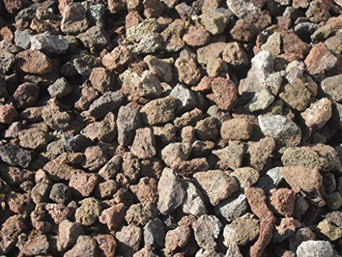 10 kg Lava Steine 100-200 mm - Lavastein Lavasteine Aquarium - Lieferung KOSTENLOS