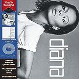 Diana - LP 30cm Vinyle TRANSPARENT 180 Grammes