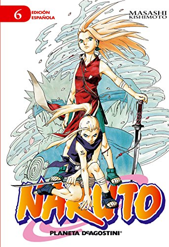 Naruto nº 06/72 (PDA)