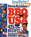 Bbq USA: 425 Fiery Recipes from All A...