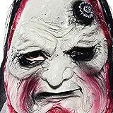 Halloween Maske Horror Ghost Latex Kopfset Zombie Devil Maske Ghost Festival Maskerade Maske,C