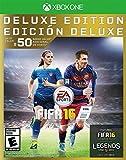 Electronic Arts FIFA 16 Deluxe Xbox One - Juego (Xbox One, Deportes, ENG, ESP)