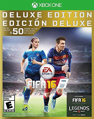 FIFA 16 – Deluxe Edition – Xbox One 61XeVqSngwL