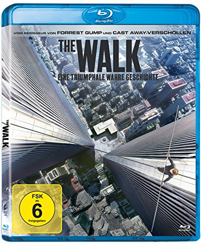 Price comparison product image THE WALK (BLU-RAY) - VARIOUS