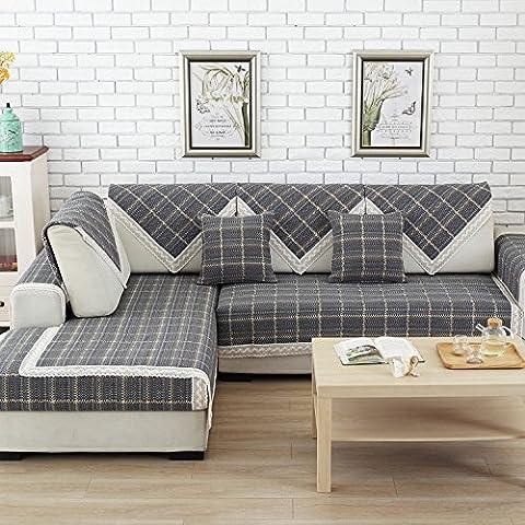 HDWN sof¨¤ slittamento cuscino in tessuto cuscino , 90*120cm