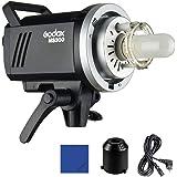 Godox MS300 Lámpara LED de vídeo (300 W, con Bowens Mont 150 W, lámpara de Modelado, 2,4 G integrada en el Sistema inalámbric