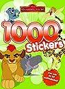 La Guardia del León. 1000 stickers: Libro de actividades con 1.000 pegatinas