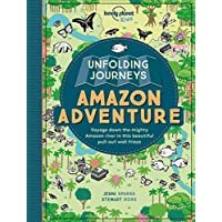 Unfolding Journeys Amazon Adventure 1 (Lonely Planet Kids)