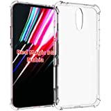 For Nubia Red Magic 5G/5S, Ultra Silm Case Cover [Transparent] [Anti-Scratch] [Shock Absorption] [Durable]