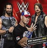 Wrestling Broschurkalender - Kalender 2018 -