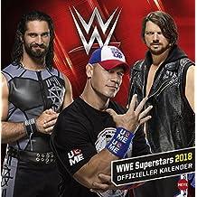 Wrestling Broschurkalender - Kalender 2018