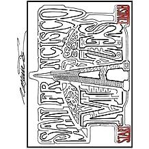 r. muir's San Francisco Mazes by r. muir (2012-05-09)