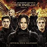 The Hunger Games Broschurkalender - Kalender 2016
