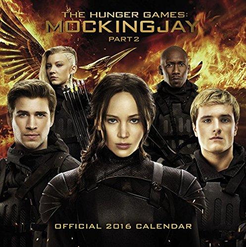 The Hunger Games Broschurkalender - Kalender 2016