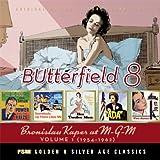 Songtexte von Bronislau Kaper - BUtterfield 8: Bronislau Kaper at M-G-M Volume 1 (1954-1962)