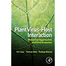 Plant Virus-Host Interaction: Molecular Approaches and Viral Evolution