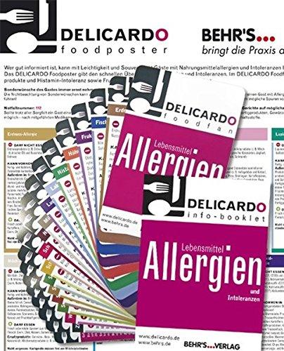 Allergiefächer/Foodfan: Lebensmittel, Allergien und Intoleranzen