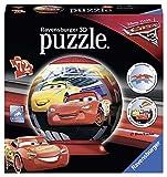 Ravensburger Italy- Puzzle 3D Cars, 72 Pezzi, 11825
