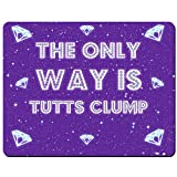 The only Way Is tutts Klumpig – PREMIUM Mauspad (5 Dick)