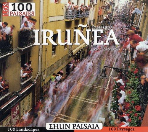 Descargar Libro Los 100 paisajes Iruñea de Jorge Moreno