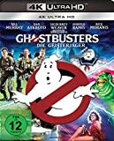 Ghostbusters (4K Ultra HD-Bluray) [Blu-ray] -