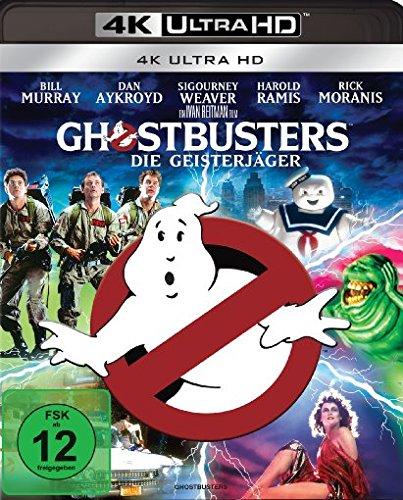 Bild von Ghostbusters (4K Ultra HD-Bluray) [Blu-ray]