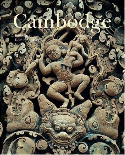 Cambodge : Art, histoire, société de Danielle Guéret (16 mars 2009) Broché