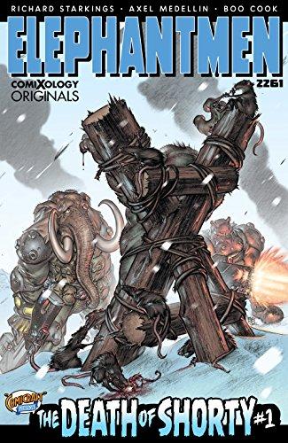 Elephantmen 2261: The Death of Shorty #1 (of 5) (comiXology Originals) por Richard Starkings