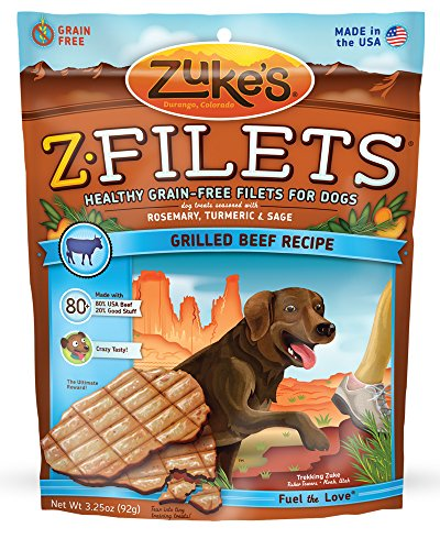 Artikelbild: Zuke 's z-filets Dog Treats